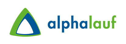 Alphalauf Logo